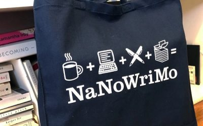 NaNoWriMo 2021